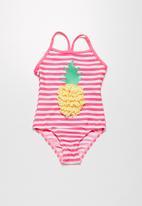 MINOTI - Pineapple swimsuit
