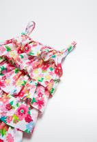 MINOTI - Flowers swimsuit