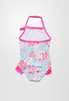 MINOTI - Flower bow swimsuit