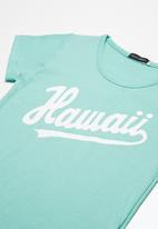 basicthread - Hawaii tee