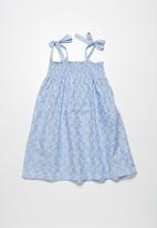 dailyfriday - Smocked sundress