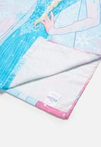 Character Fashion - Frozen hooded towel