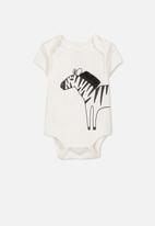 Cotton On - Baby mini short sleeve bubby