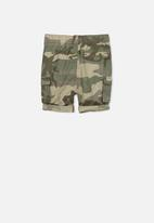 Cotton On - Baby Andy cargo shorts