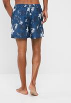 Jack & Jones - Floral print swimshort