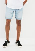 Jack & Jones - Slim denim short