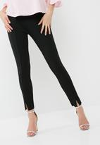 Missguided - Skinny fit cigarette trousers