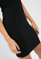 Missguided - Bandeau mini dress