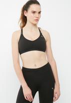 PUMA - Yogini lux strappy sports bra