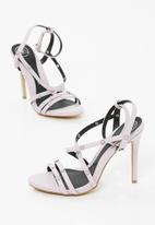Missguided - Star studded strappy heeled sandals