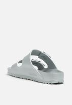 Birkenstock - Arizona EVA narrow - metallic silver