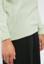 dailyfriday - Crew neck slouchy knit