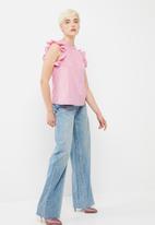 Vero Moda - Isabell frill top