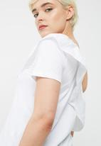 Pieces - Alua one shoulder top
