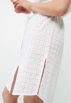 Pieces - Kahlo shirt dress