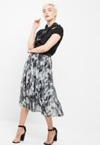 ONLY - Erica mesh midi skirt