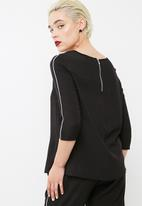 ONLY - Casa vis 3/4 sleeve top