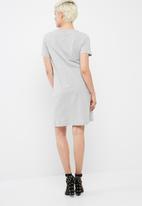 e3bf8e64b10e Corsage dress - Light grey melange Vero Moda Casual | Superbalist.com