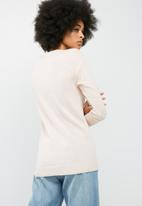 dailyfriday - Crew neck slouchy knit