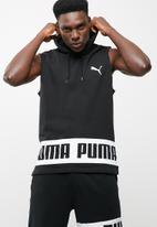 PUMA - Rebel sleeveless hoodie