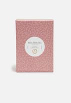 NPW - We live like this mini notebook set