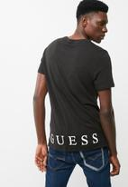 GUESS - S/s guess high low tee