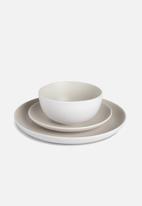 Humble & Mash - 12 piece dinnerware set