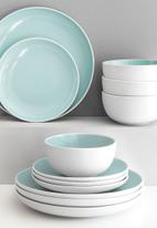 Humble & Mash - 12 piece dinnerware set
