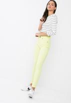 dailyfriday - Patty high waist ankle grazer skinny jeans