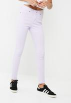 dailyfriday - Patty high waist ankle grazer skinny jeans