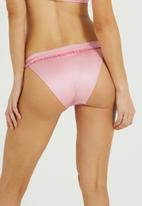 Cotton On - Mini frill cheeky bikini bottom