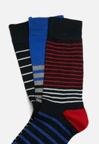 Ben Sherman - 3 Pack socks