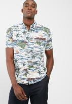 Bellfield - Tropical shirt