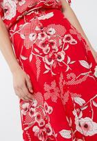 dailyfriday - Button front maxi skirt