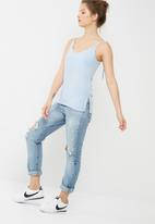 dailyfriday - Woven v neck cami