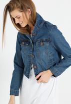 Cotton On - Girlfriend denim jacket