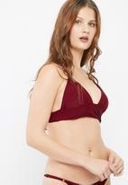 Bacon Bikinis - Bella bikini top