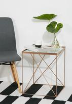 Hertex Fabrics - Ares side table