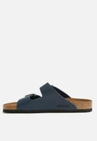 Birkenstock - Men's arizona - blue