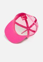 Character Fashion - Barbie trucker cap