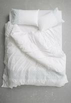 Sheraton - Penelope embroidered duvet cover set