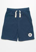 Converse - Kids core french Terry shorts