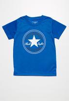 Converse - Kids chuck patch tee