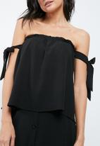 dailyfriday - Boobtube blouse