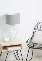 Sixth Floor - Appa lamp