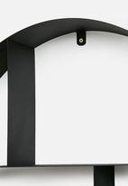 Sixth Floor - Metal circle shelf