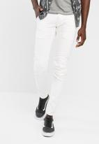 G-Star RAW - 5620 deconstructed 3D super slim jeans