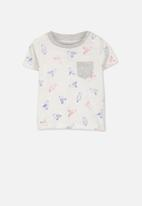 Cotton On - Baby michael short sleeve tee
