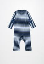 name it - Fox babygrow