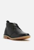 Jack & Jones - Gobi tumbled leather